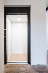 Liftkooi van energiezuinige huislift met elektrische aandrijving