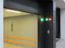 Interieur autolift in Gent