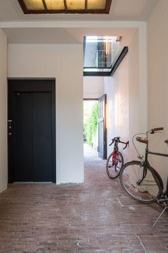 Huislift in herenhuis door Verolift