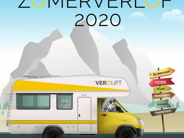 Verolift zomerverlof 2020