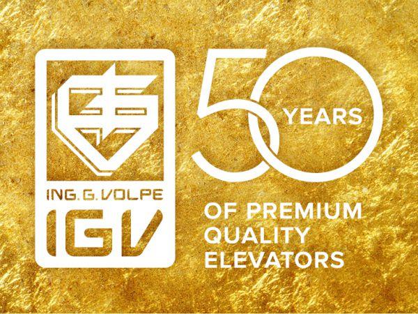 IGV 50 years of premium quality elevators