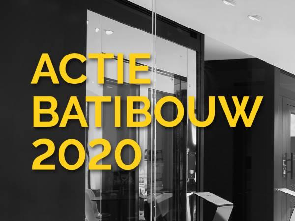 Actie Batibouw 2020